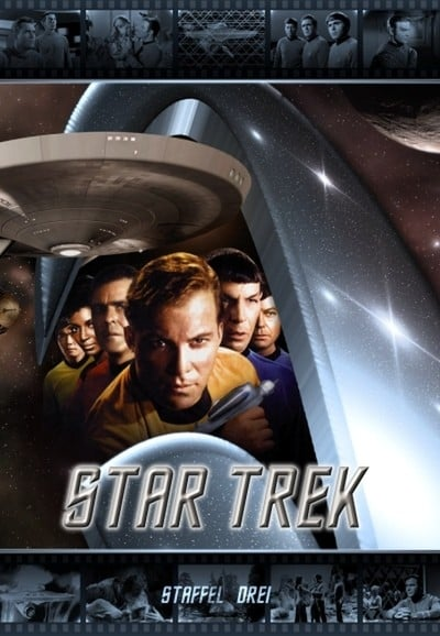 Star Trek A Série Original 3º Temporada (1968) Blu-Ray 720p Download Torrent Dub e Leg