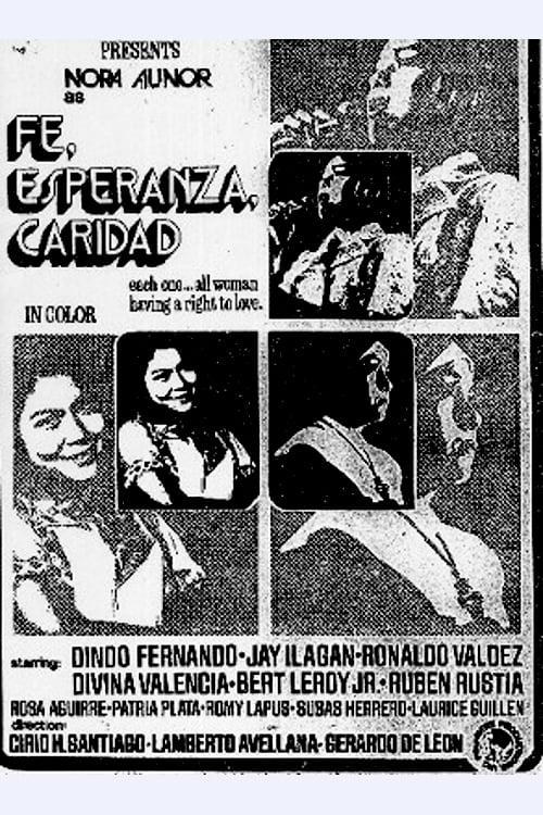 Fe, Esperanza, Caridad (1974)