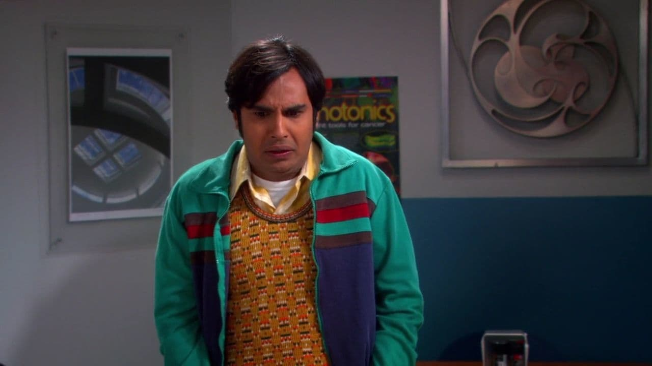 The Big Bang Theory Season 6 :Episode 8  The 43 Peculiarity