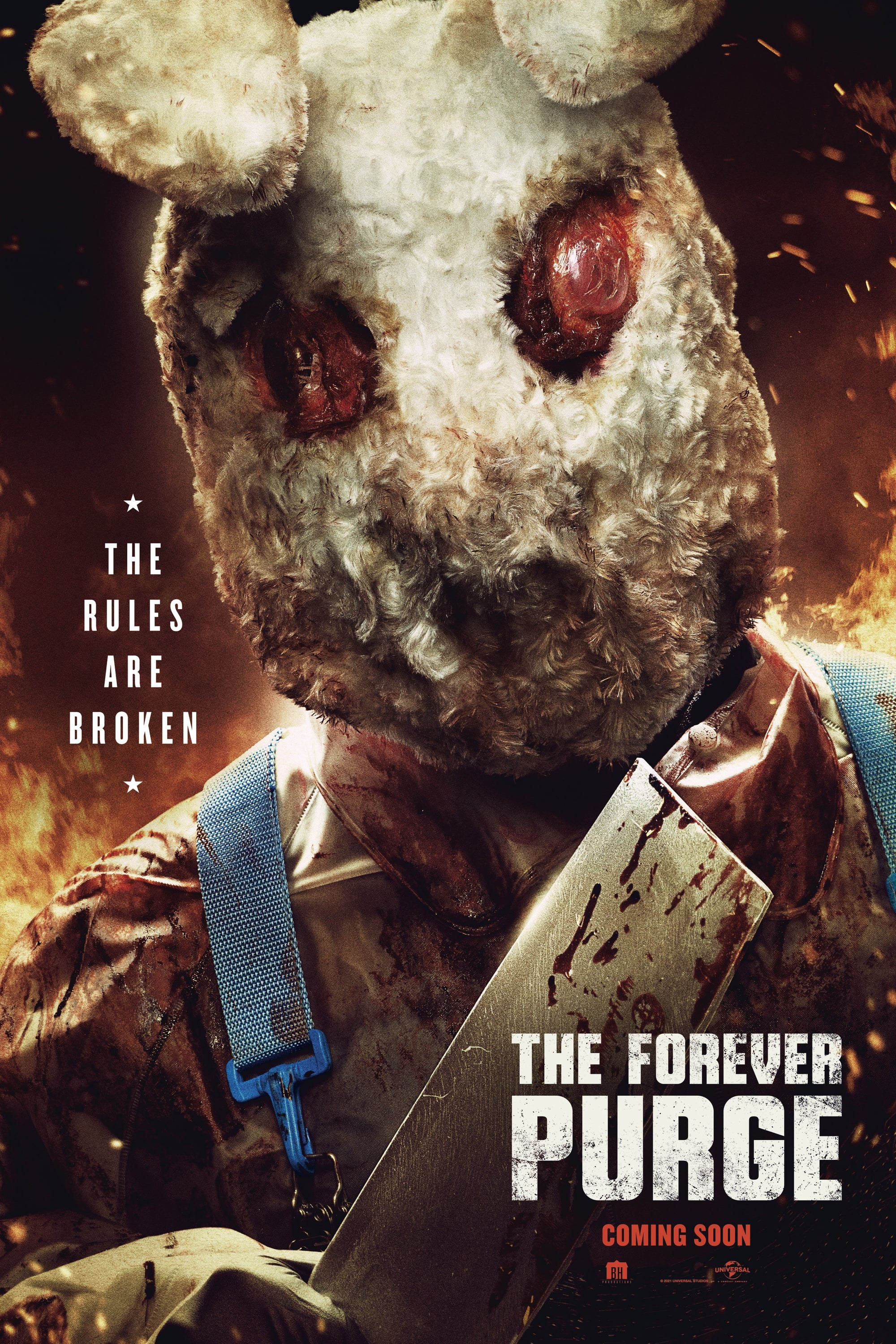 Poster and image movie The Forever Purge