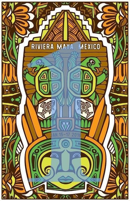 Phish 2016-01-15 Riviera Maya Mexico (1970)