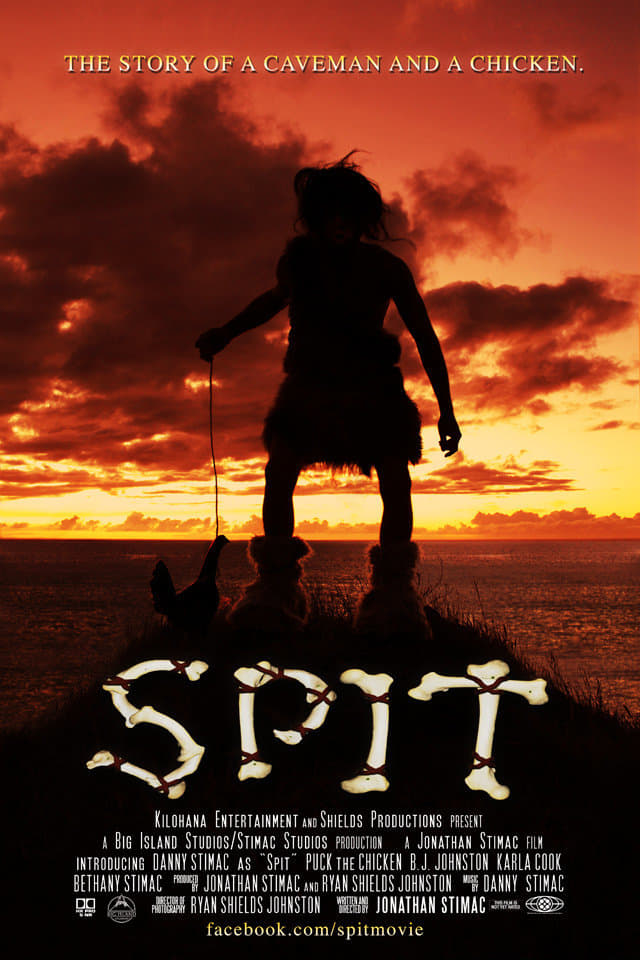 Ver SPIT: The Story of a Caveman and a Chicken Online HD Español (2013)