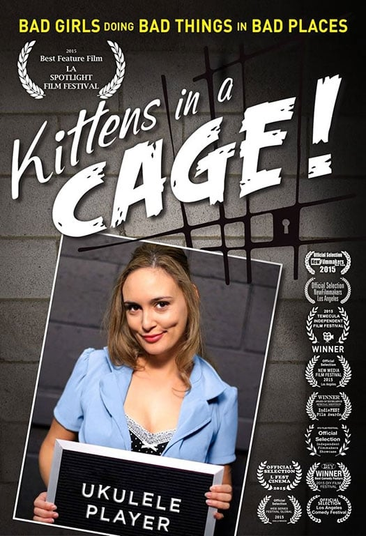 Kittens in a Cage (1970)