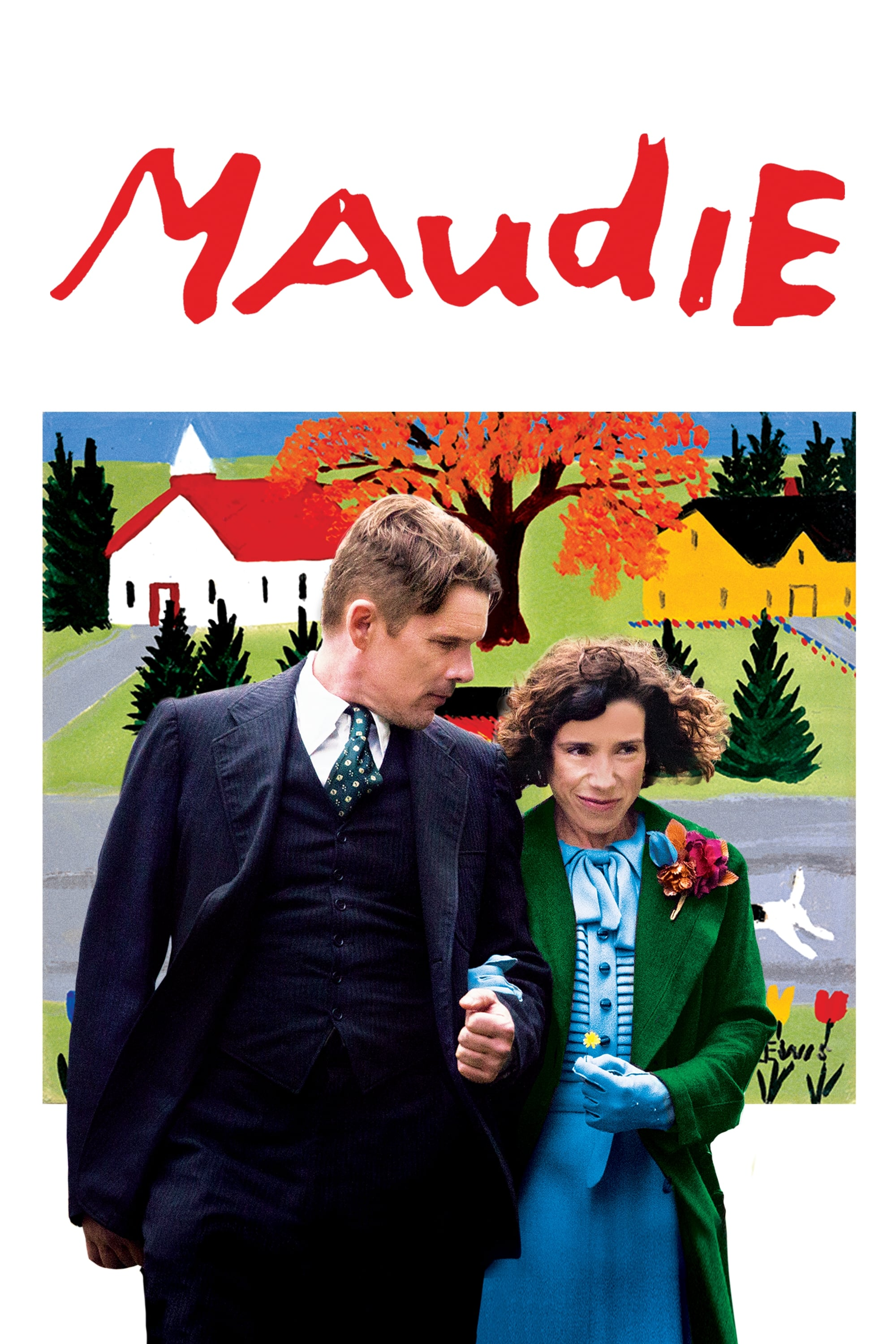 MAUDIE EL COLOR DE LA VIDA (2016) HD 720P LATINO/INGLES