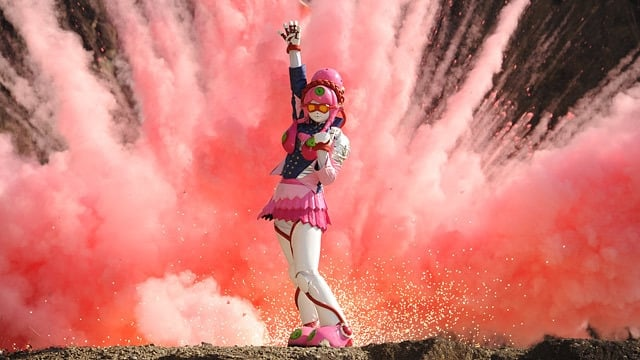 Super Sentai Season 41 :Episode 4  The Dreaming Android