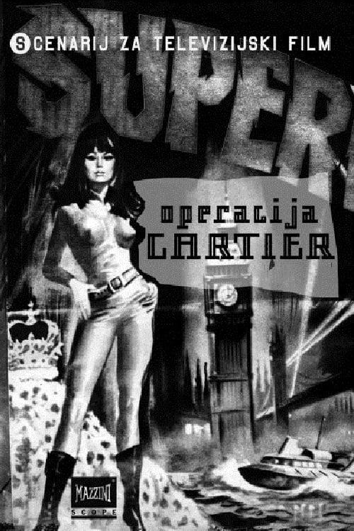 Ver Operacija Cartier Online HD Español (1991)