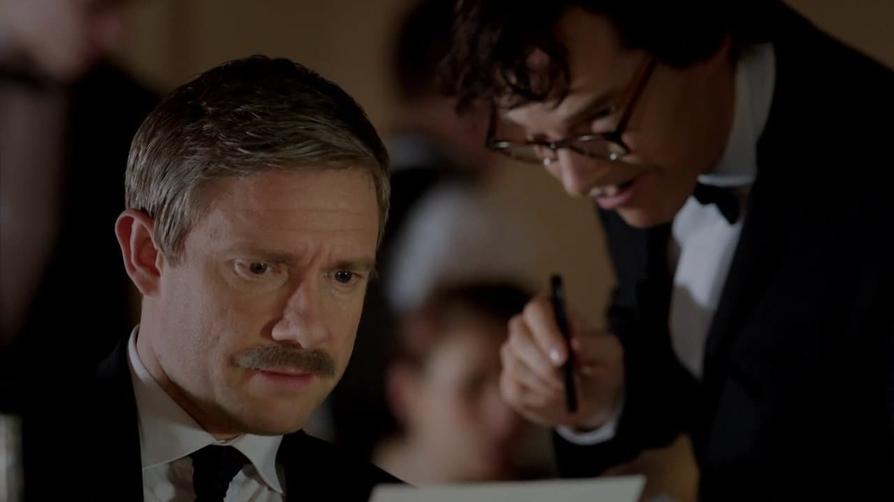 Sherlock Season 3 Stream