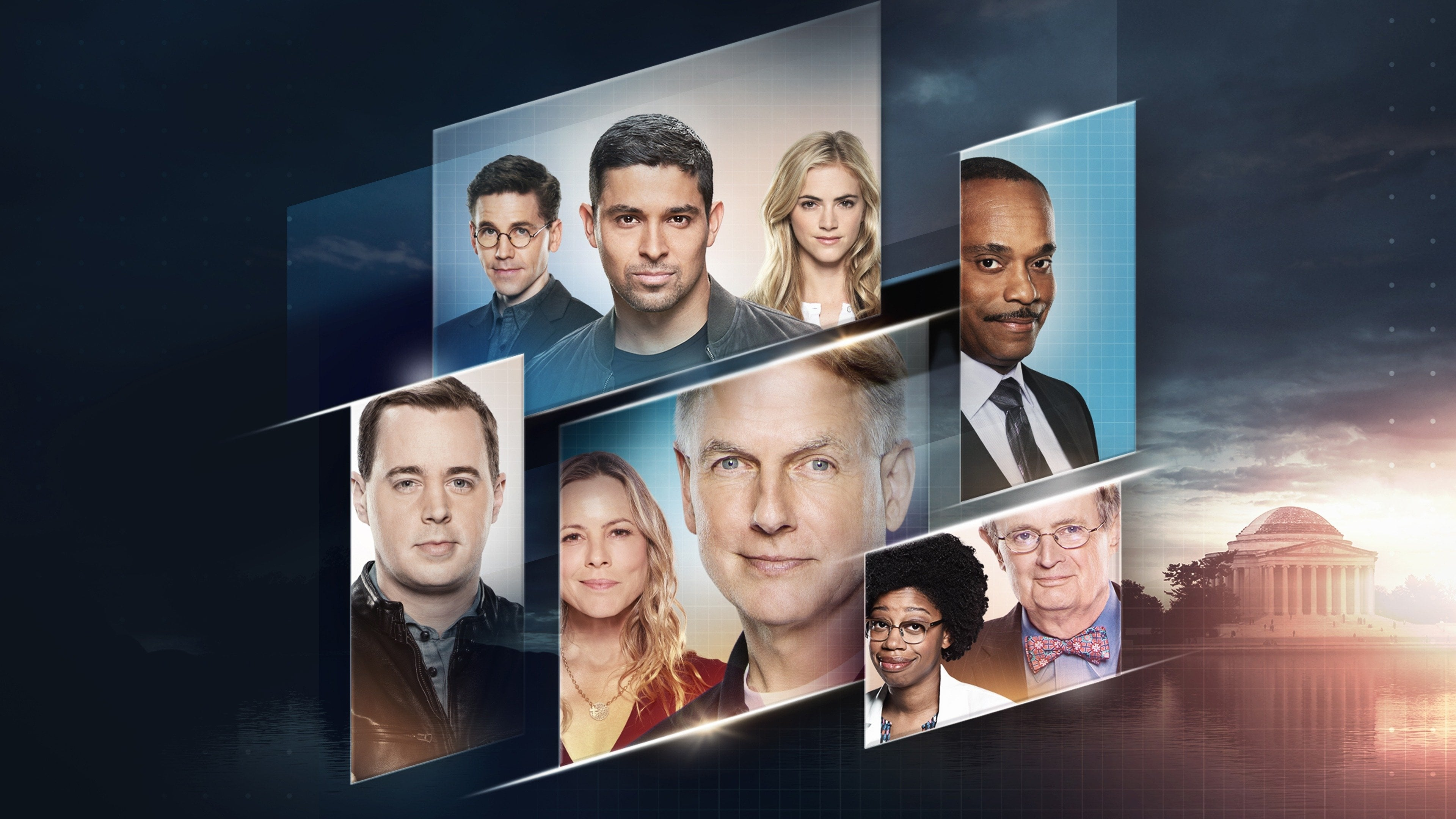 NCIS - Season 0 Episode 60 : NCIS Season 9 Cast Roundtable