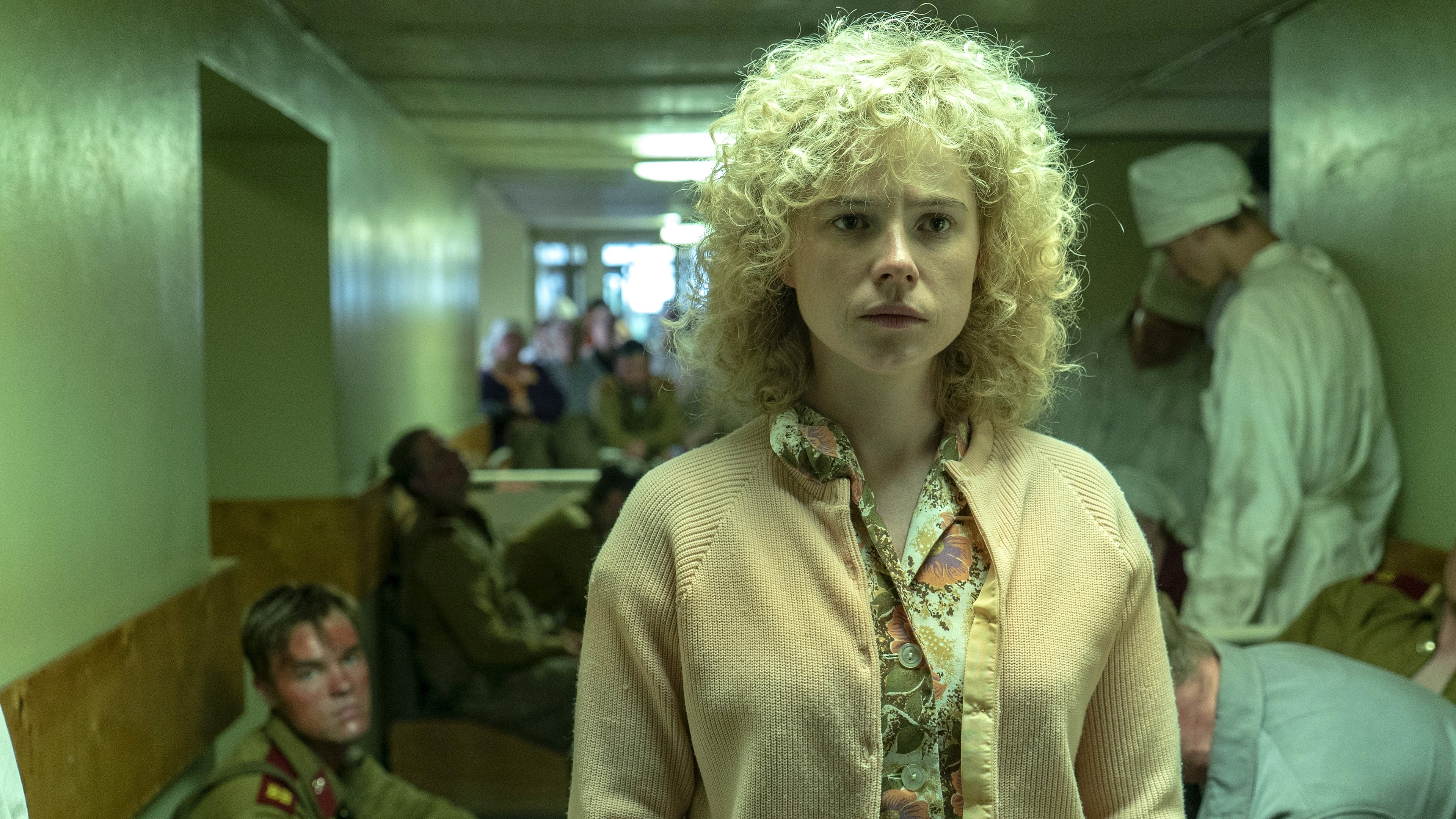 Chernobyl Season 1 :Episode 2  Please Remain Calm