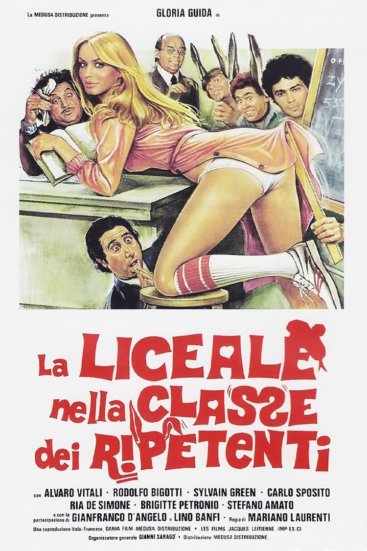 The High School Student in the Repeating Class (1978)