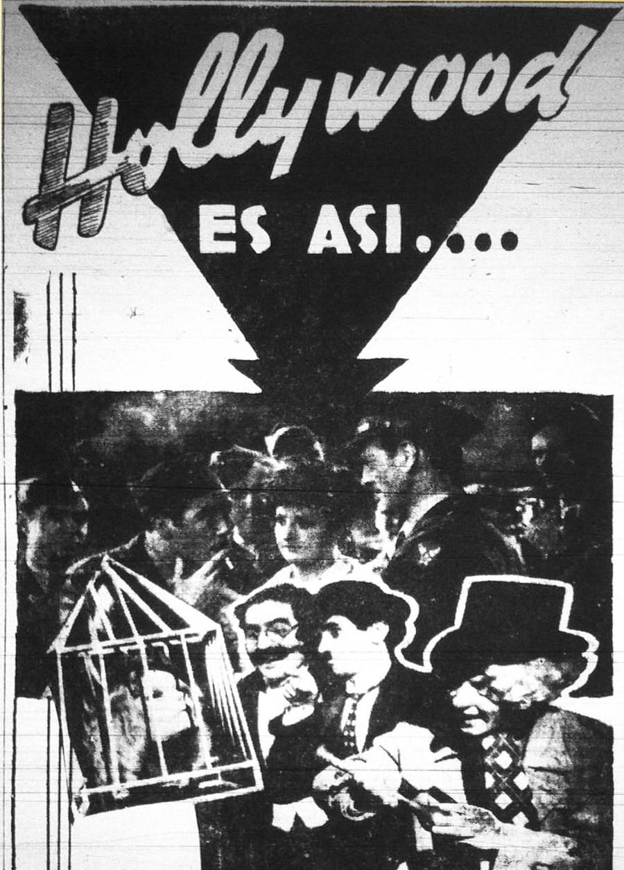Hollywood es así (1944)