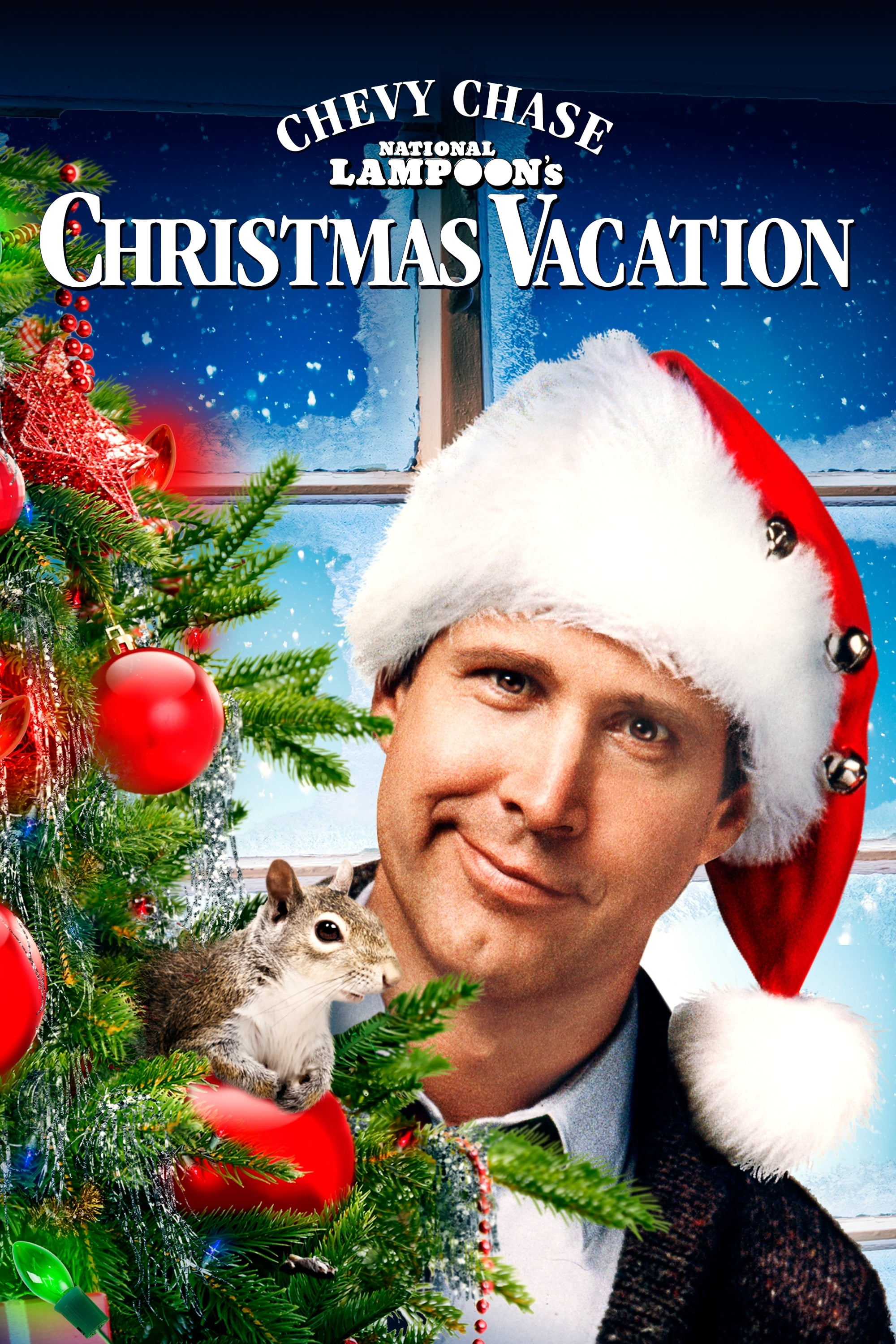 National Lampoons Christmas Vacation 1989  Posters