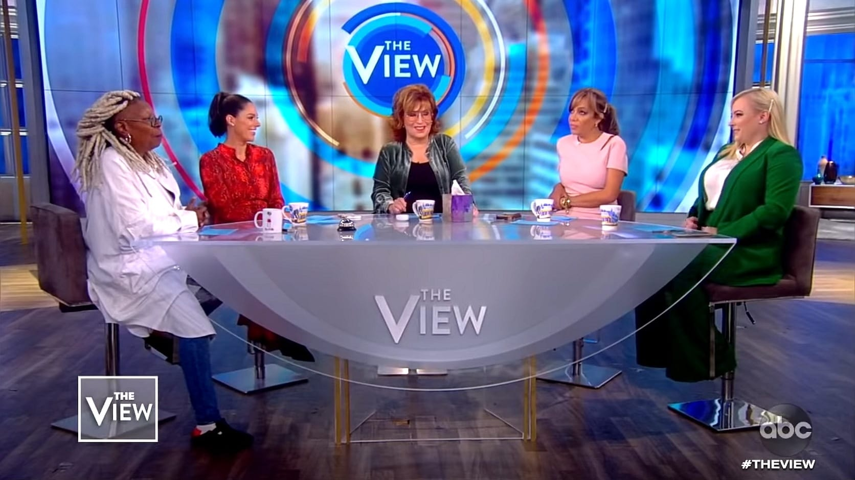 The View Season 23 :Episode 40  Hot Topics