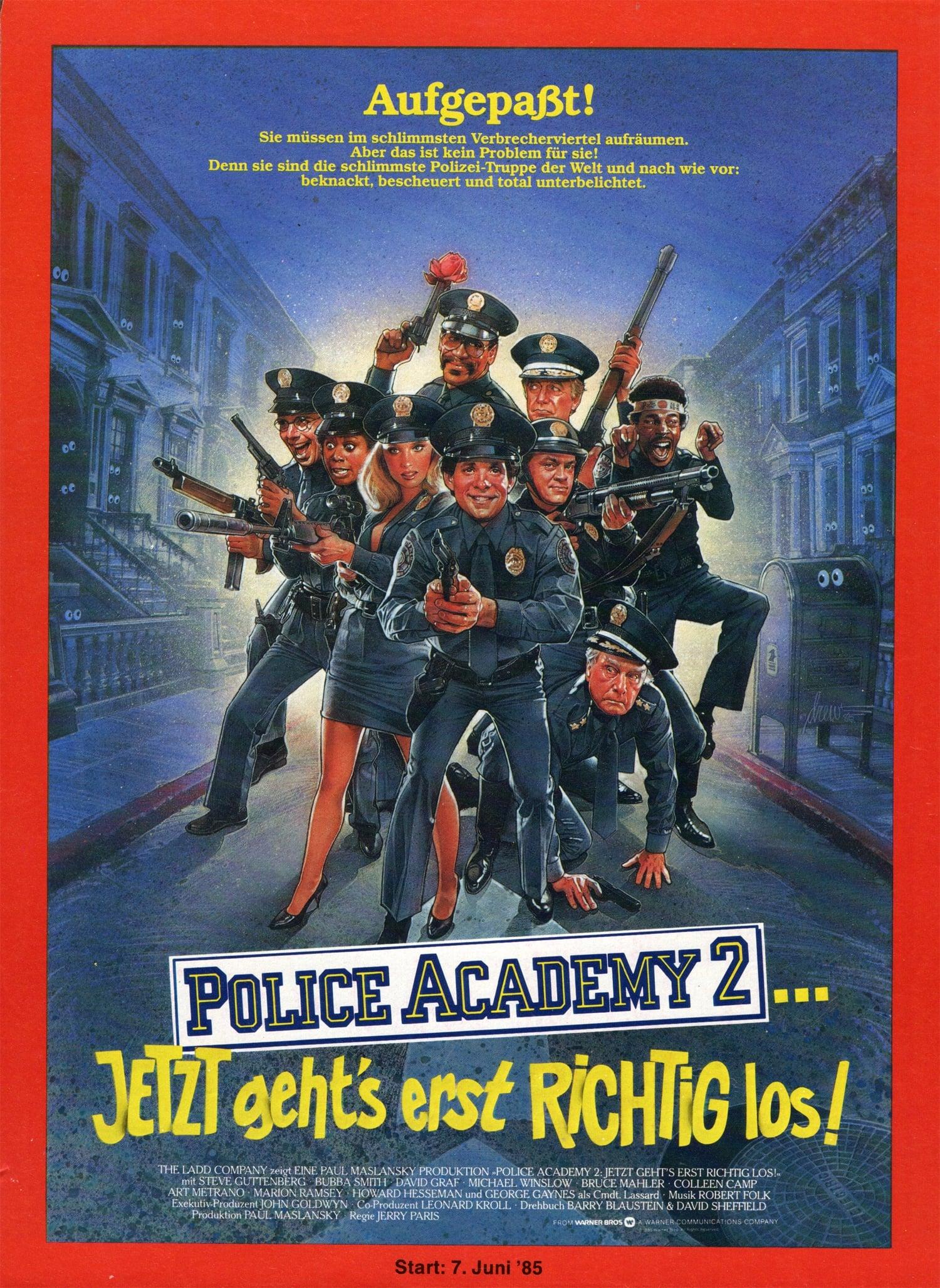 Police Academy 2 Ganzer Film Deutsch