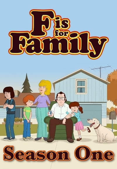 F is for Family (TV Series 2015) Season 1