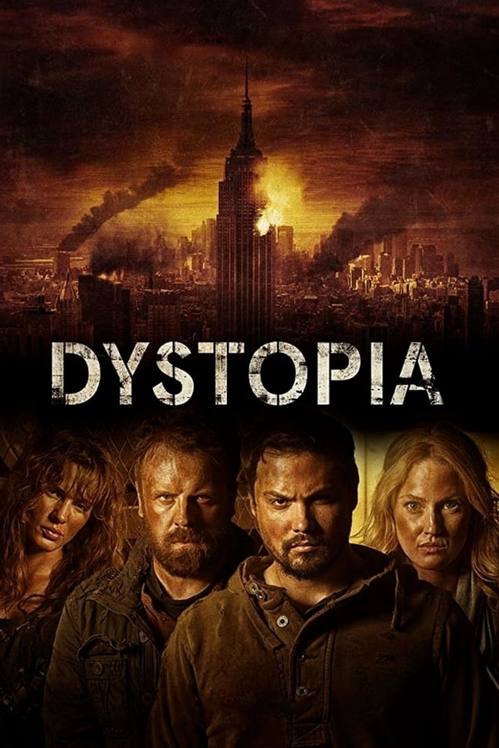 Dystopia TV Shows About Virus