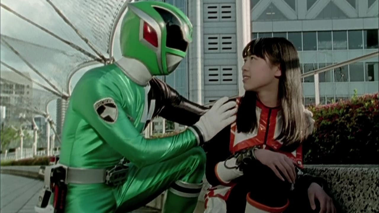 Super Sentai Season 28 :Episode 15  Android Girl