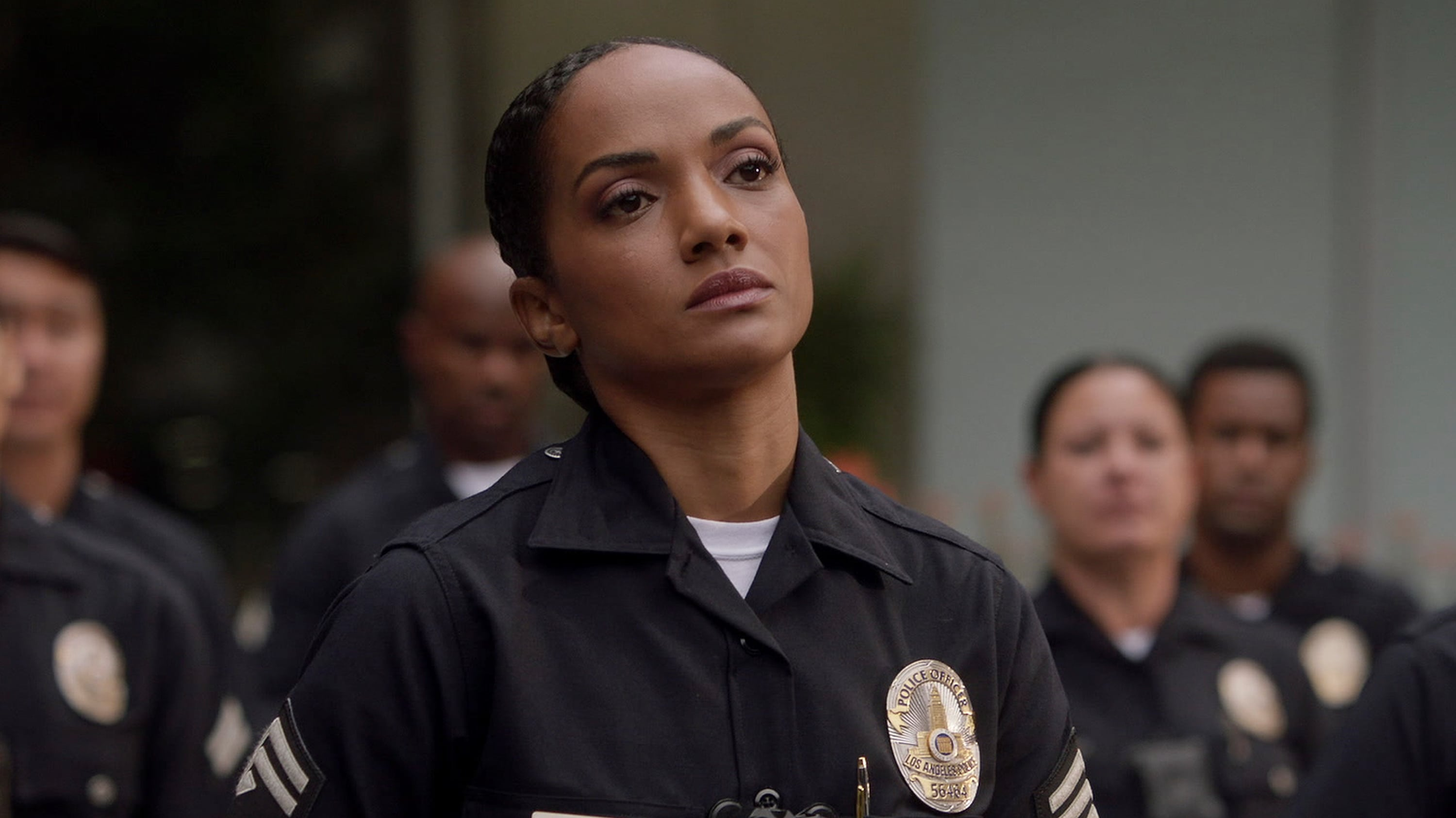 The Rookie Season 3 :Episode 2  In Justice