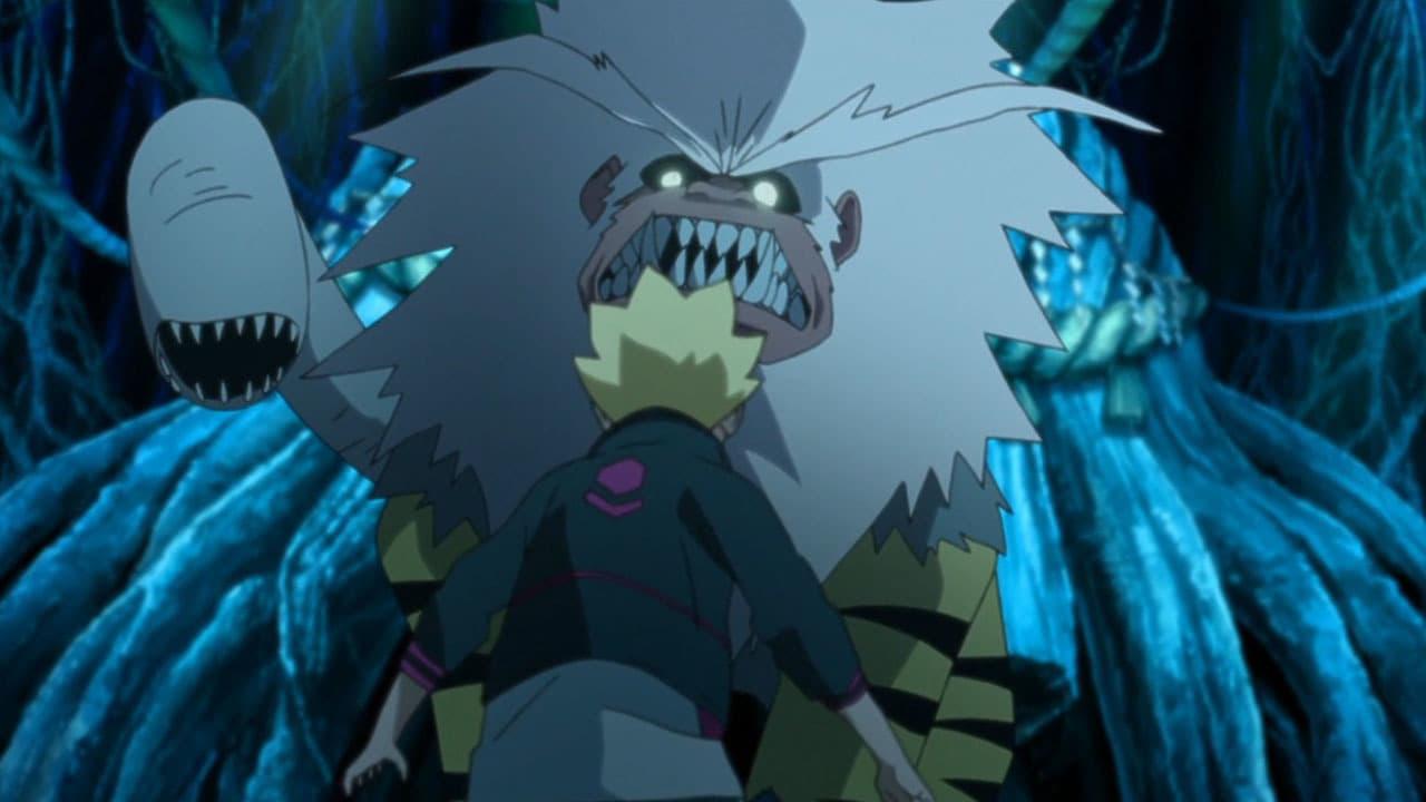 Boruto: Naruto Next Generations Season 1 :Episode 14  The Path That Boruto Can See