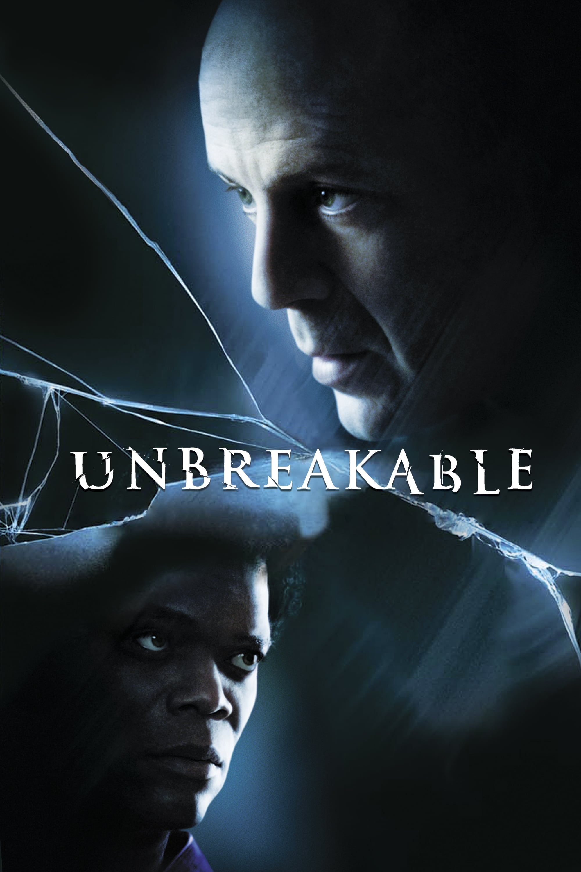 Unbreakable (2000) - Posters — The Movie Database (TMDb)