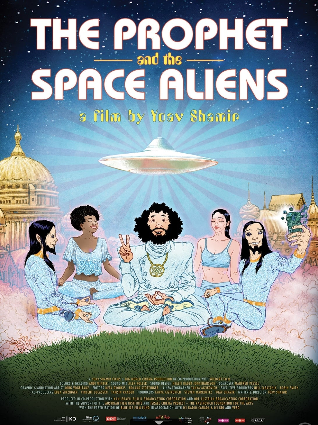 The Prophet and the Space Aliens (2020)