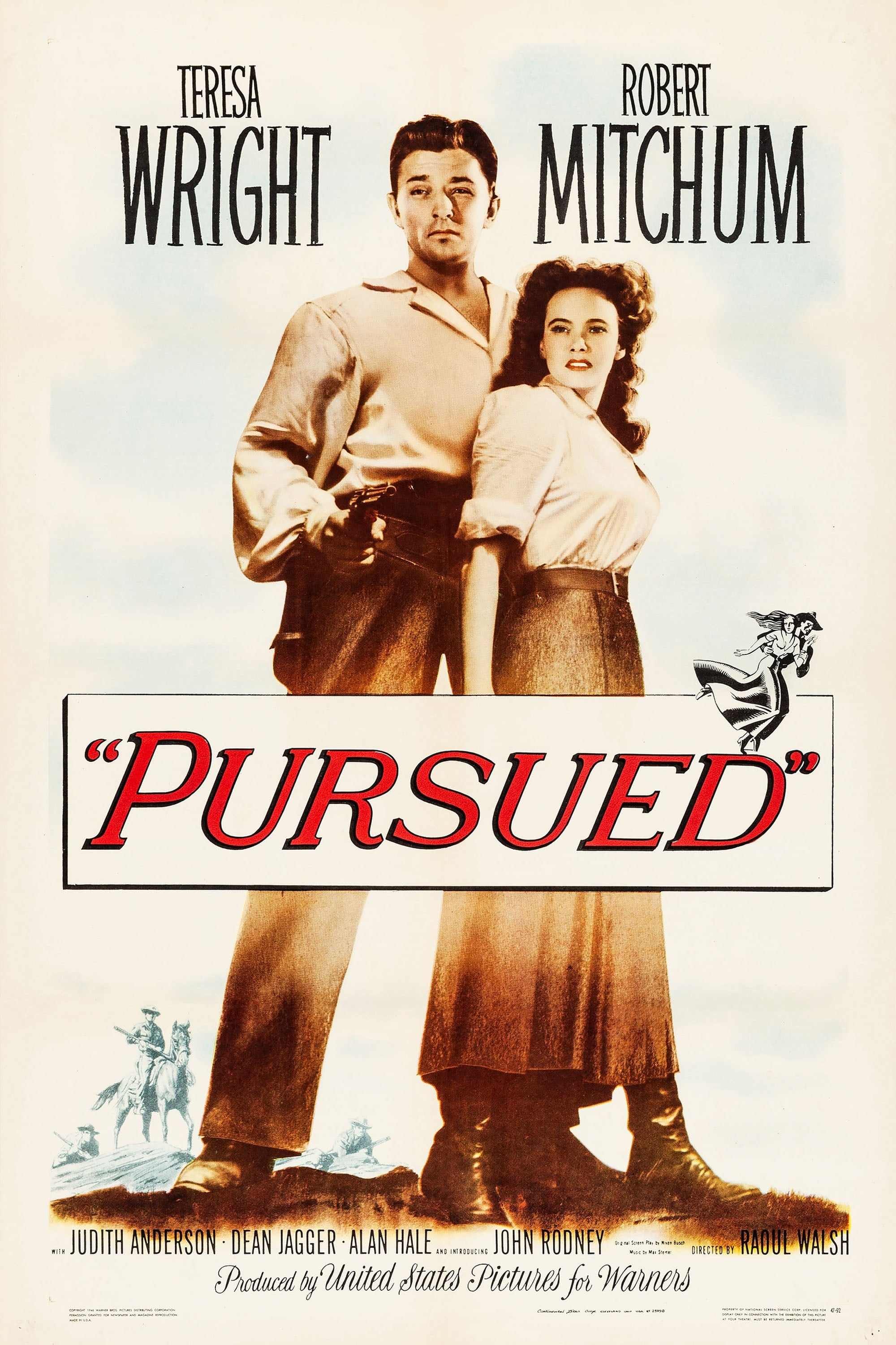 Pursued on FREECABLE TV