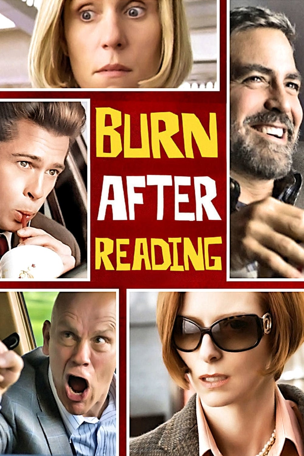 burn after reading wiki synopsis reviews movies rankings