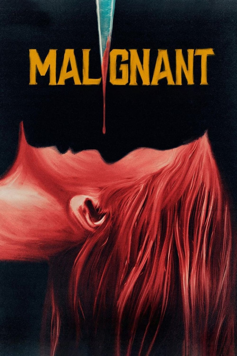 Poster and image movie Malignant