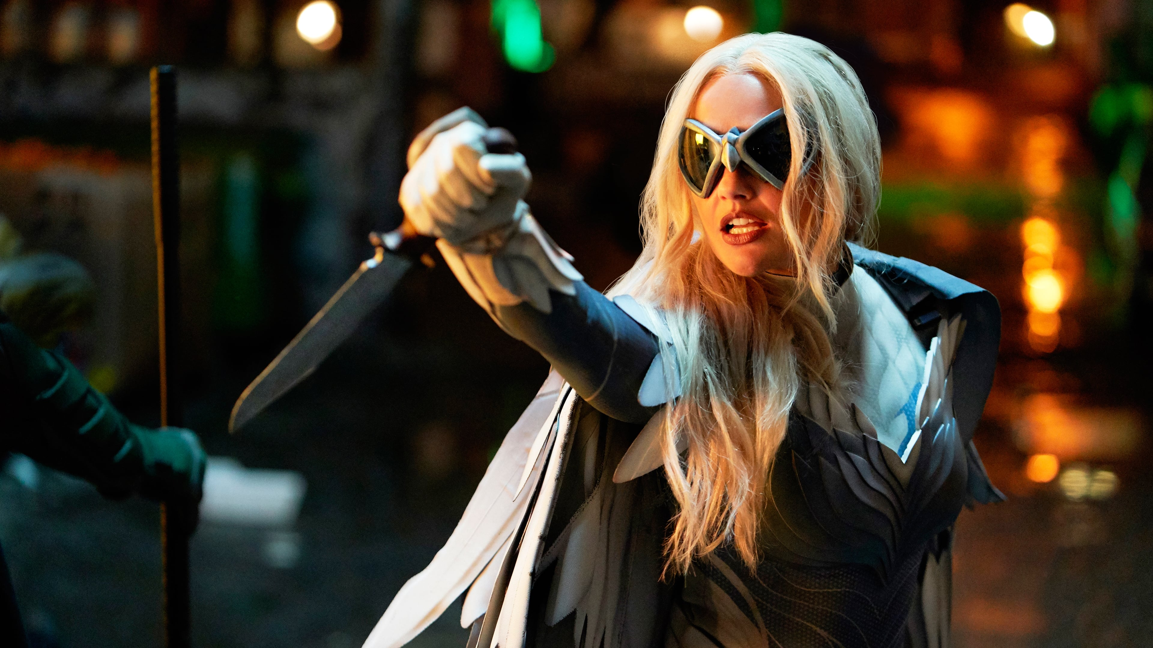 Titans Season 1 :Episode 2  Hawk and Dove