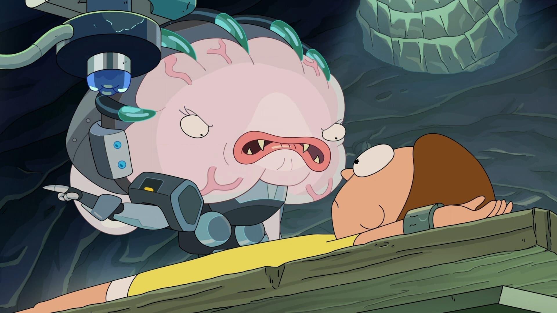Rick and Morty Season 5 :Episode 4  Rickdependence Spray
