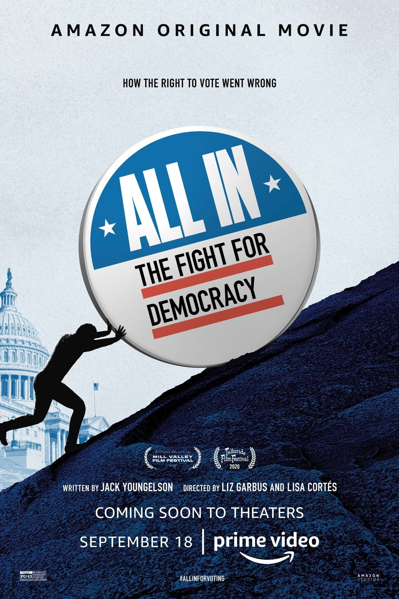 All In: The Fight for Democracy streaming sur zone telechargement