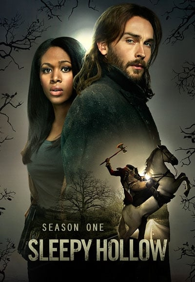 Raitelis be galvos / Sleepy Hollow (2013) 1 Sezonas