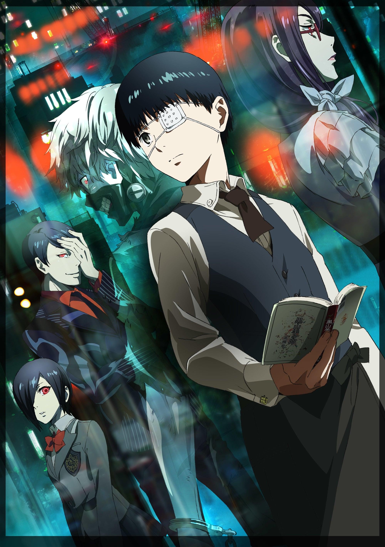 Tokyo Ghoul - Ngạ Quỷ Tokyo (Phần 1) (2014)
