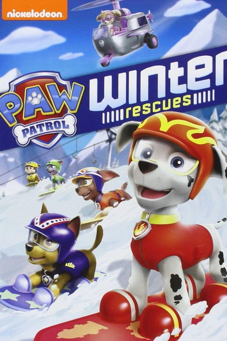 Paw Patrol: Winter Rescues (2014)