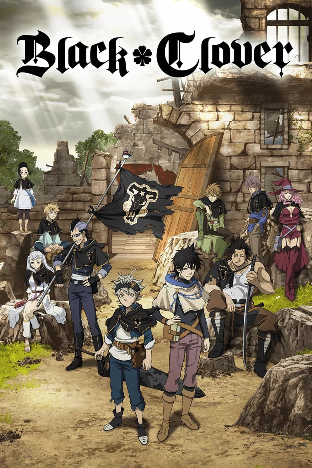 Black Clover Season 1
