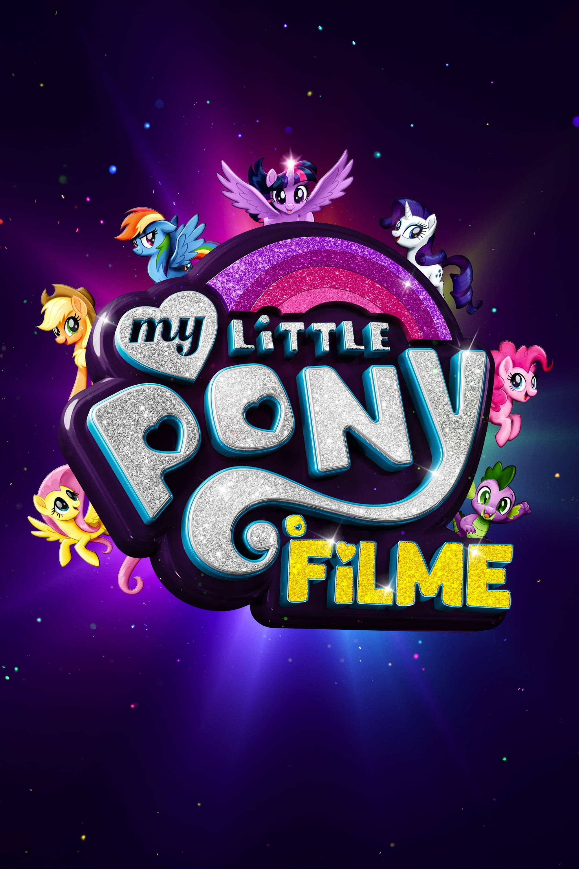 My Little Pony – O Filme Dublado