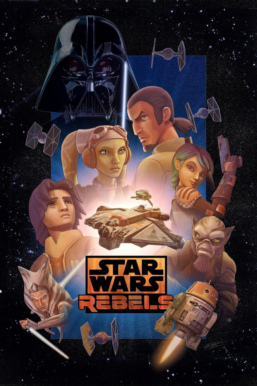 Star Wars Rebels Tv