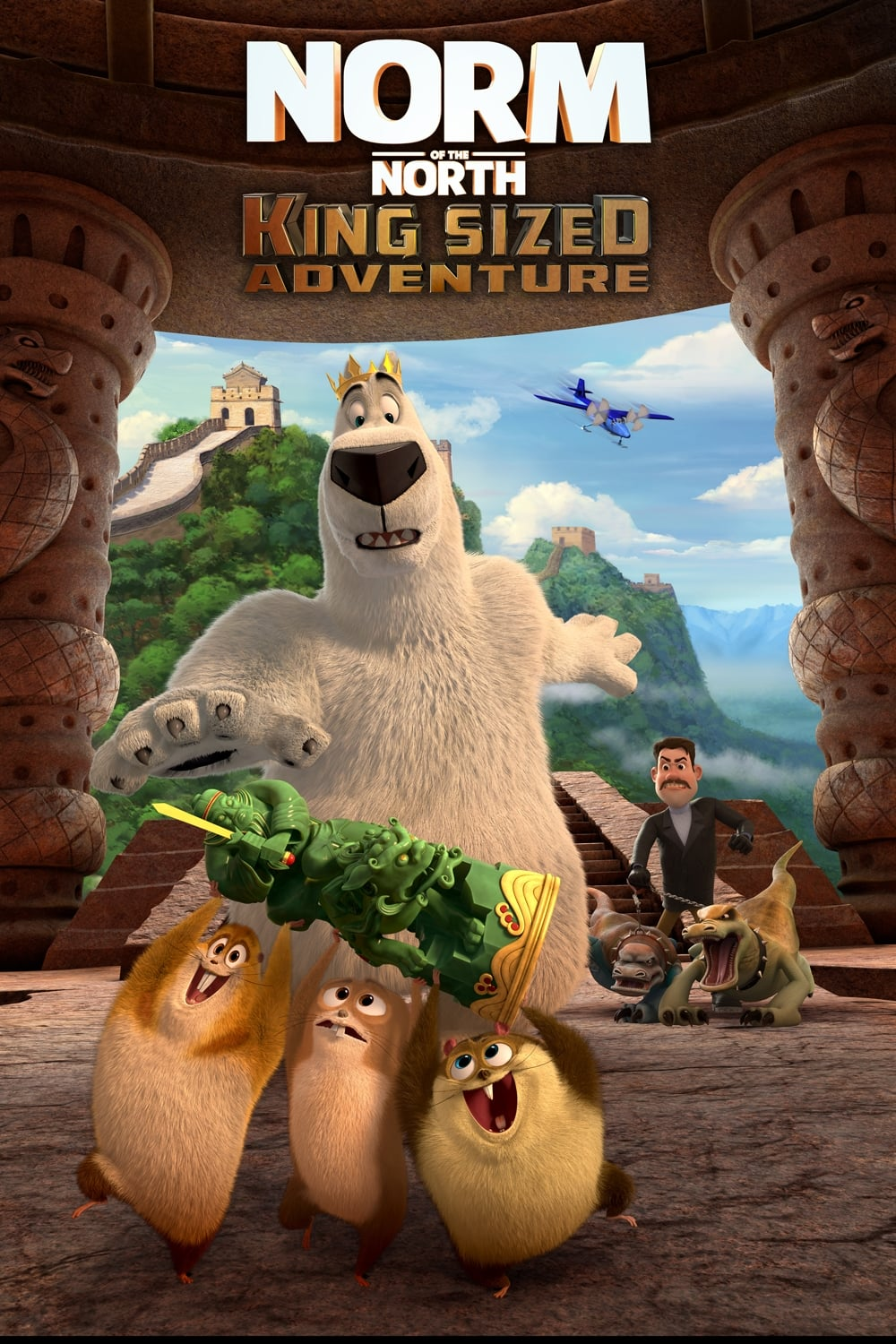 Norm of the North: King Sized Adventure (1970)