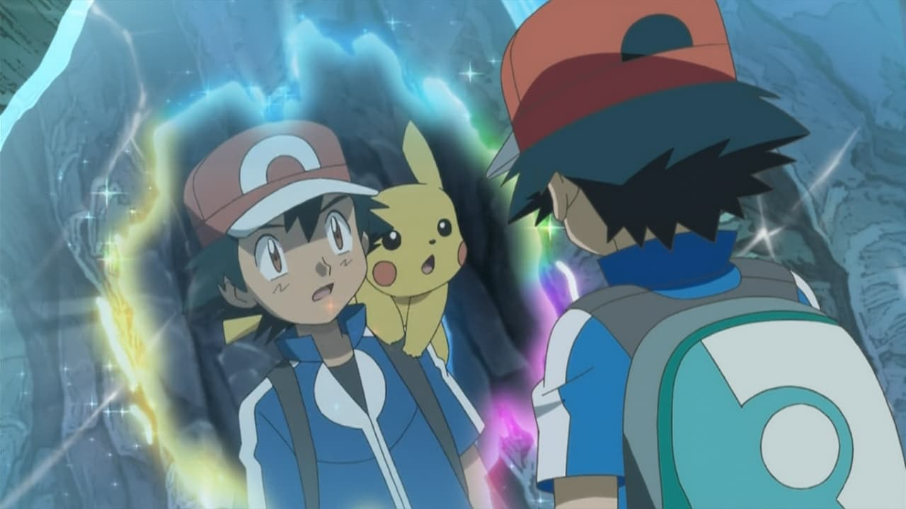 Pokémon Season 17 :Episode 36  The Cave of Mirrors!