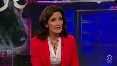 The Daily Show with Trevor Noah Season 17 :Episode 77  Maria Goodavage