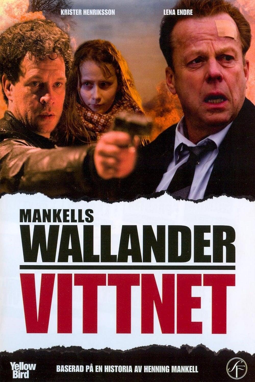 Wallander 26 - Vittnet (2010)