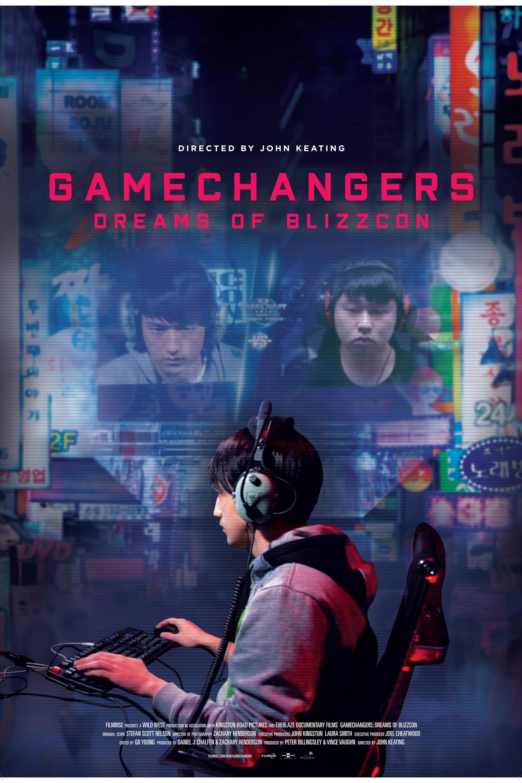 Ver Gamechangers: Dreams of BlizzCon Online HD Español ()