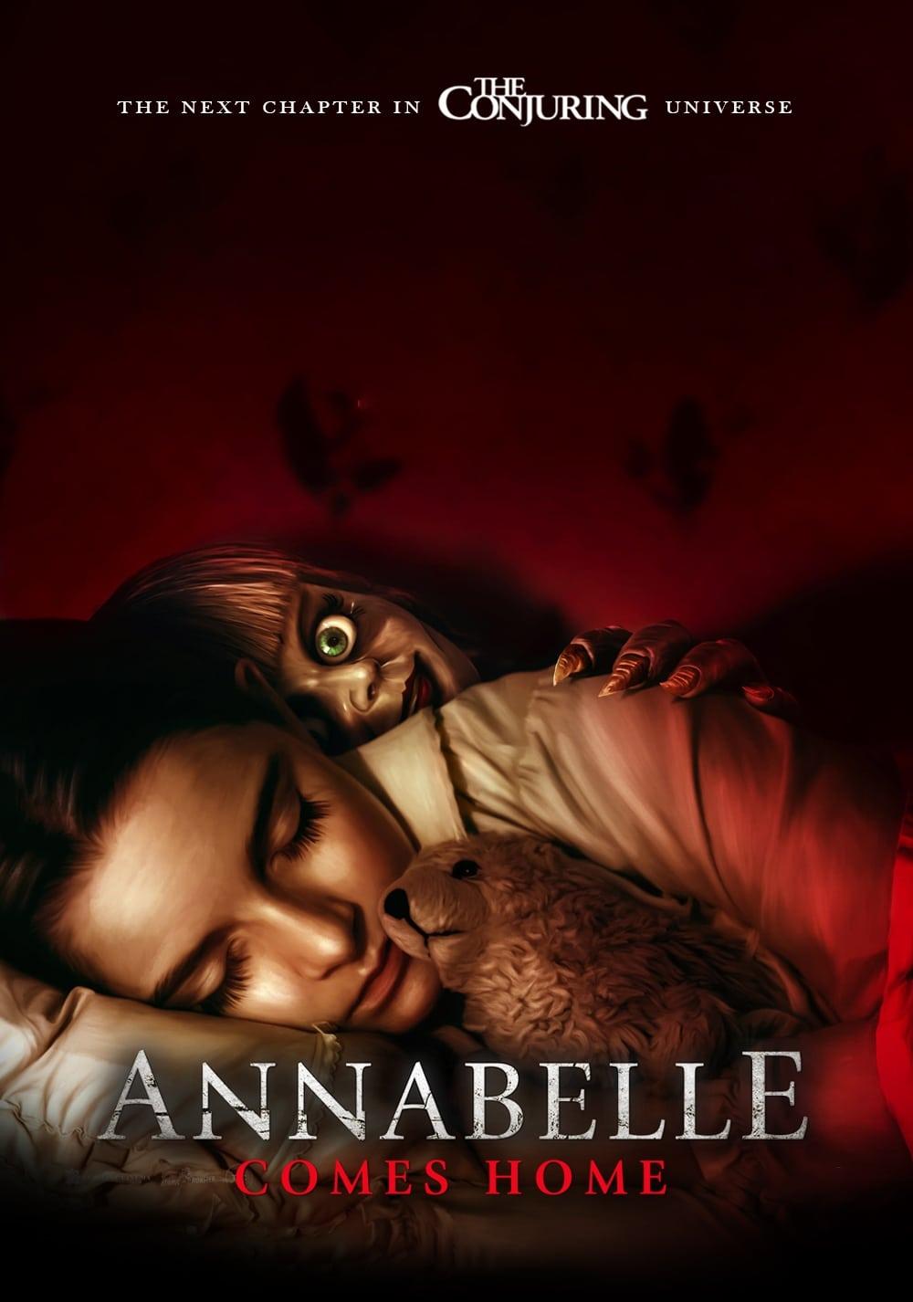 Pelicula Annabelle 3: Viene a Casa (2019) HD 1080P LATINO/INGLES Online imagen