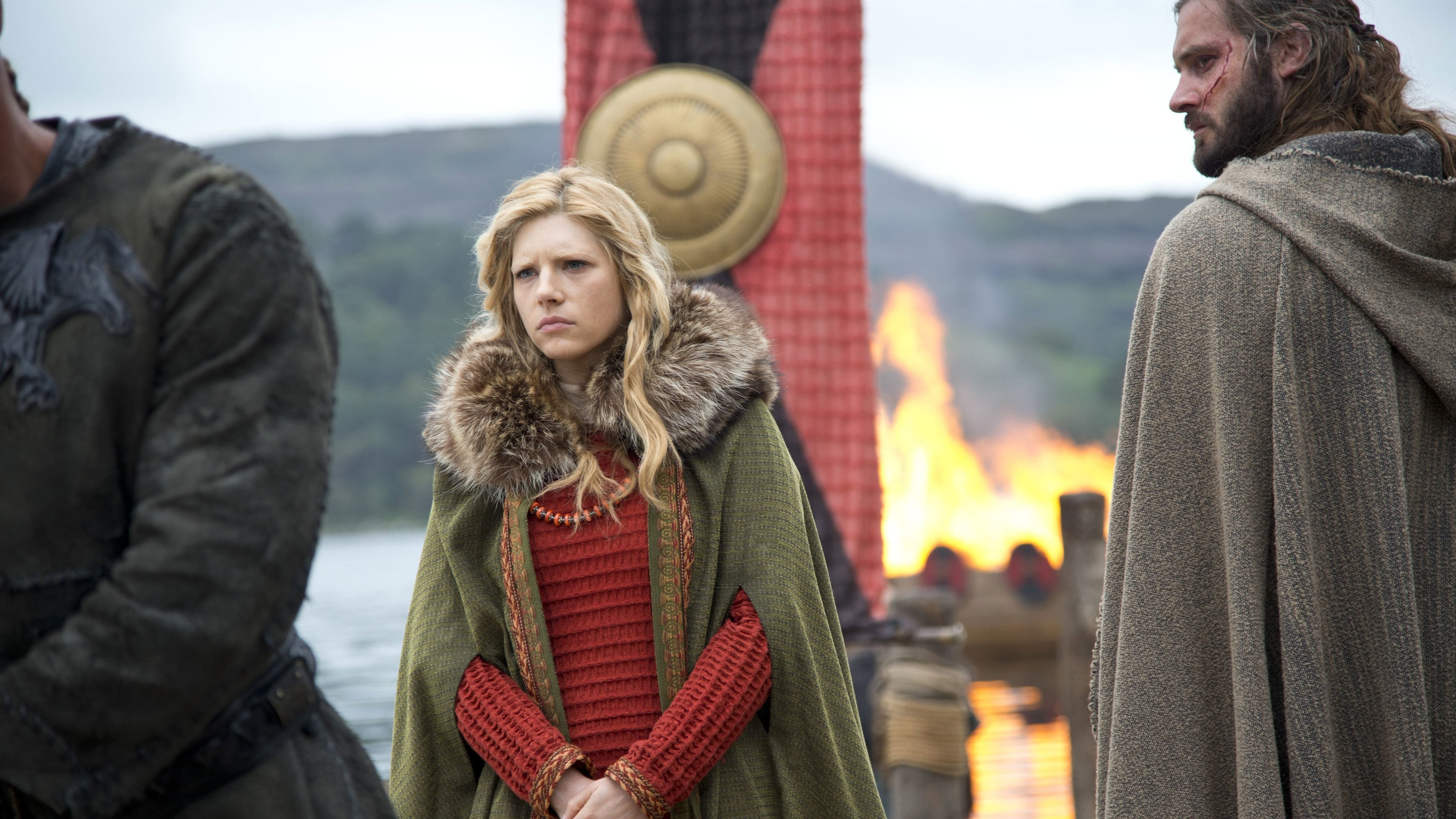 Vikings Season 1 :Episode 6  Burial of the Dead