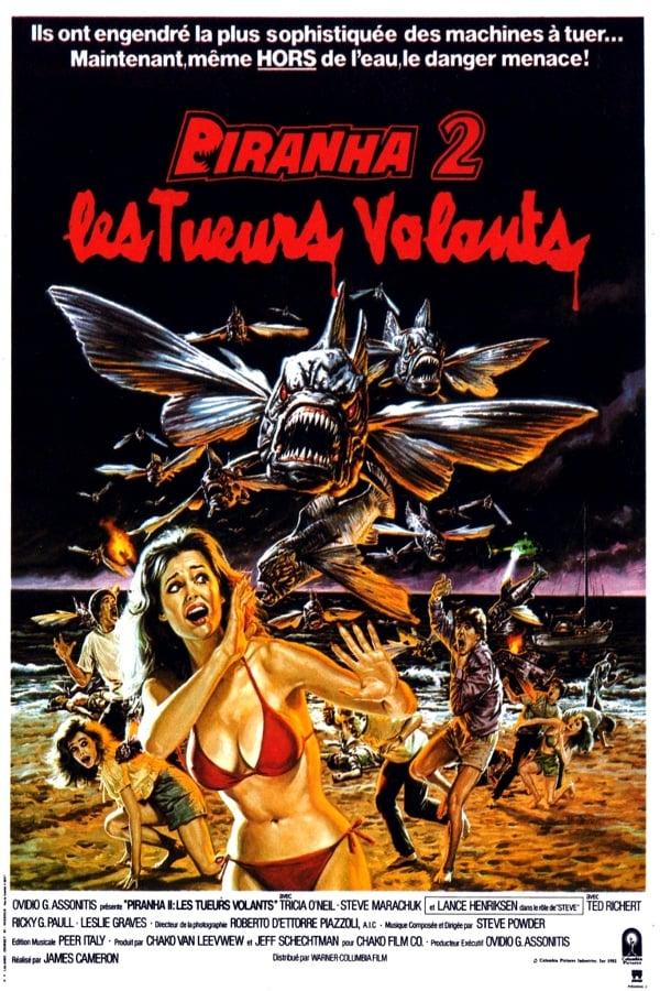 Les Tueurs Volants (1982) Streaming Entier