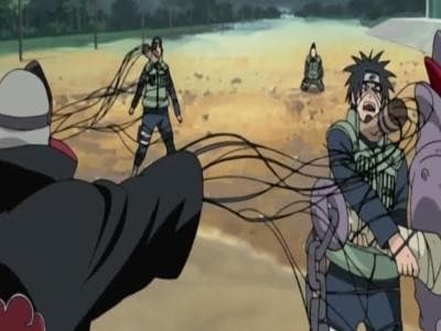 Naruto Shippūden Season 4 :Episode 79  Unfulfilled Scream