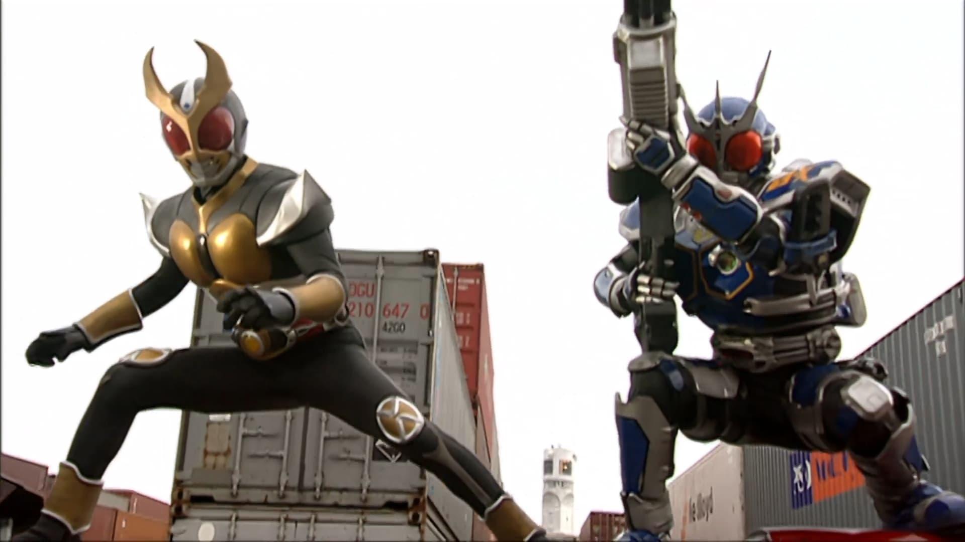 Kamen Rider Season 11 :Episode 40  Episode 40