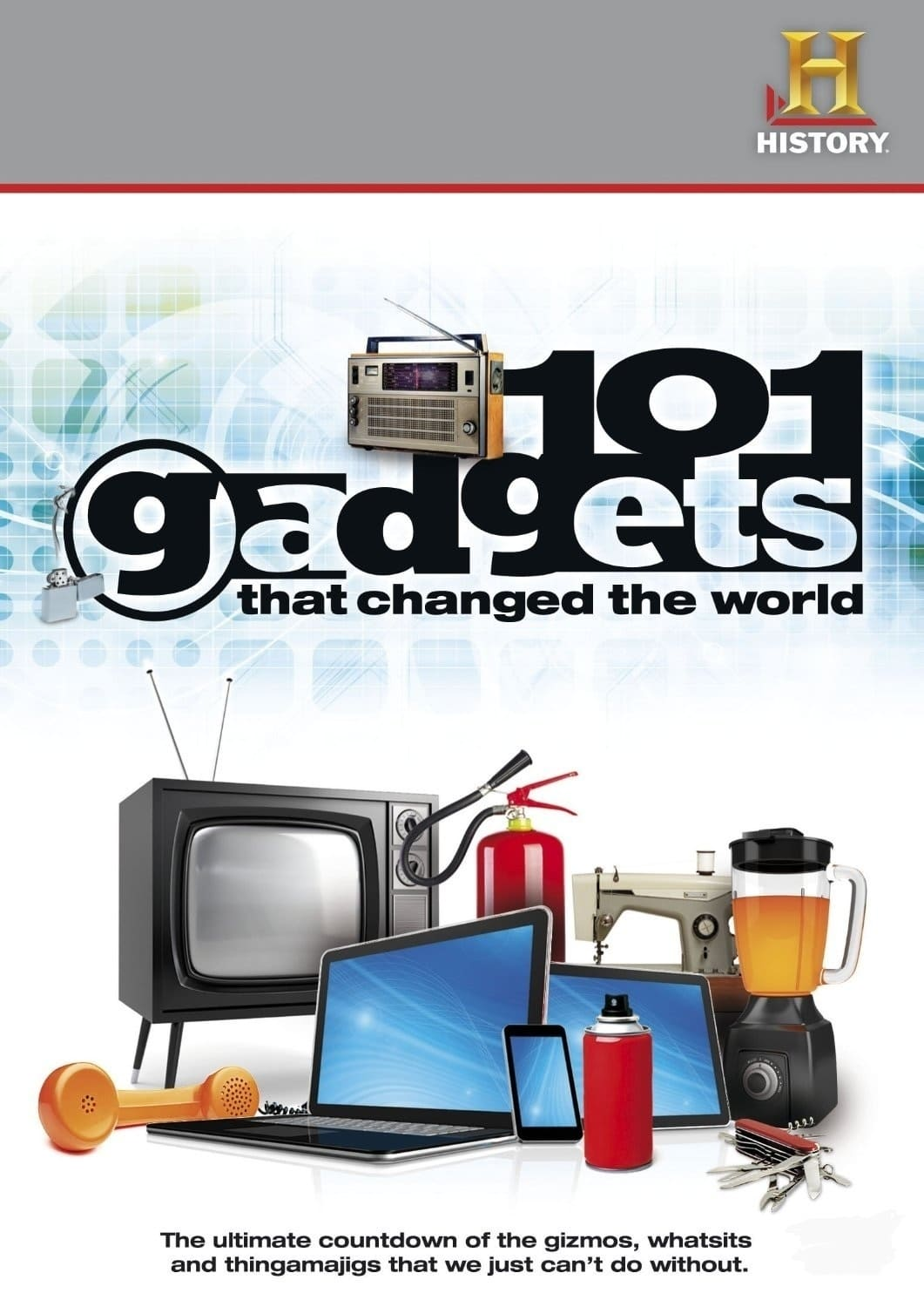 Ver 101 Gadgets That Changed the World Online HD Español (2011)