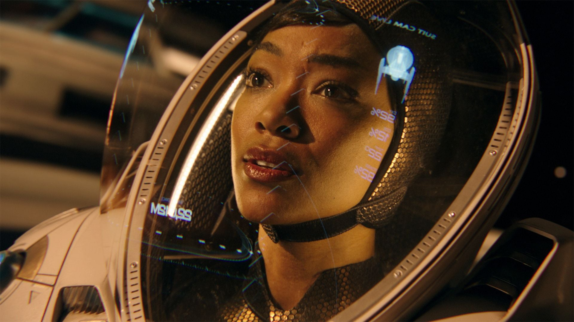 Star Trek: Discovery Season 1 :Episode 1  The Vulcan Hello