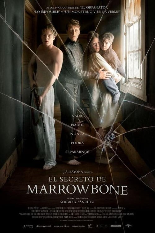 Póster El secreto de Marrowbone